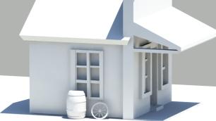 Cute house_3