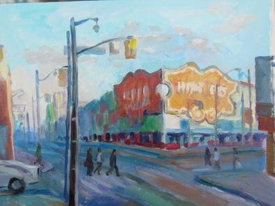 Bathurst street