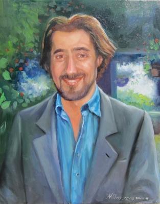 portreit of Carlos