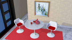 Red room1