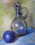 stillife-with-plum